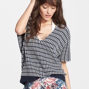 Free People something special sweater poncho
